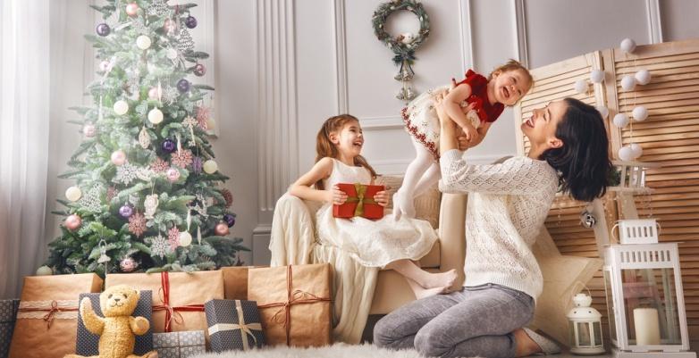 vive la navidad en familia, familia y navidad, disfrutar en familia la navidad