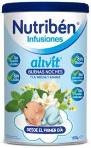 Nutribén infusiones nanas para dormir