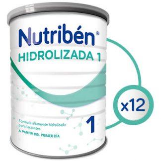 Formula especial Nutribén Hidrolizada 1-12