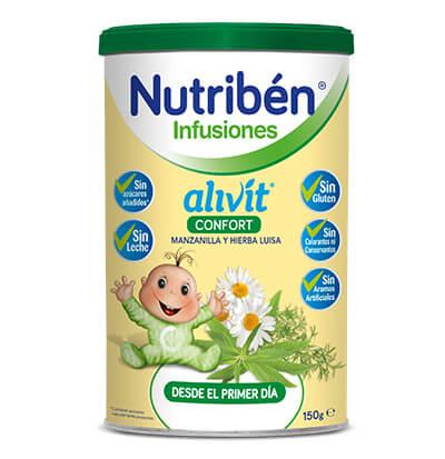 Infusión Alivit Confort Nutribén