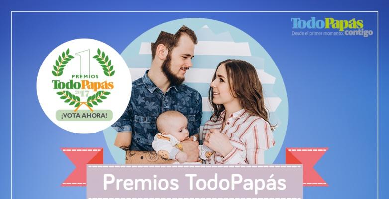 los mejores productos Nutribén del año en los premios TodoPapás 2017