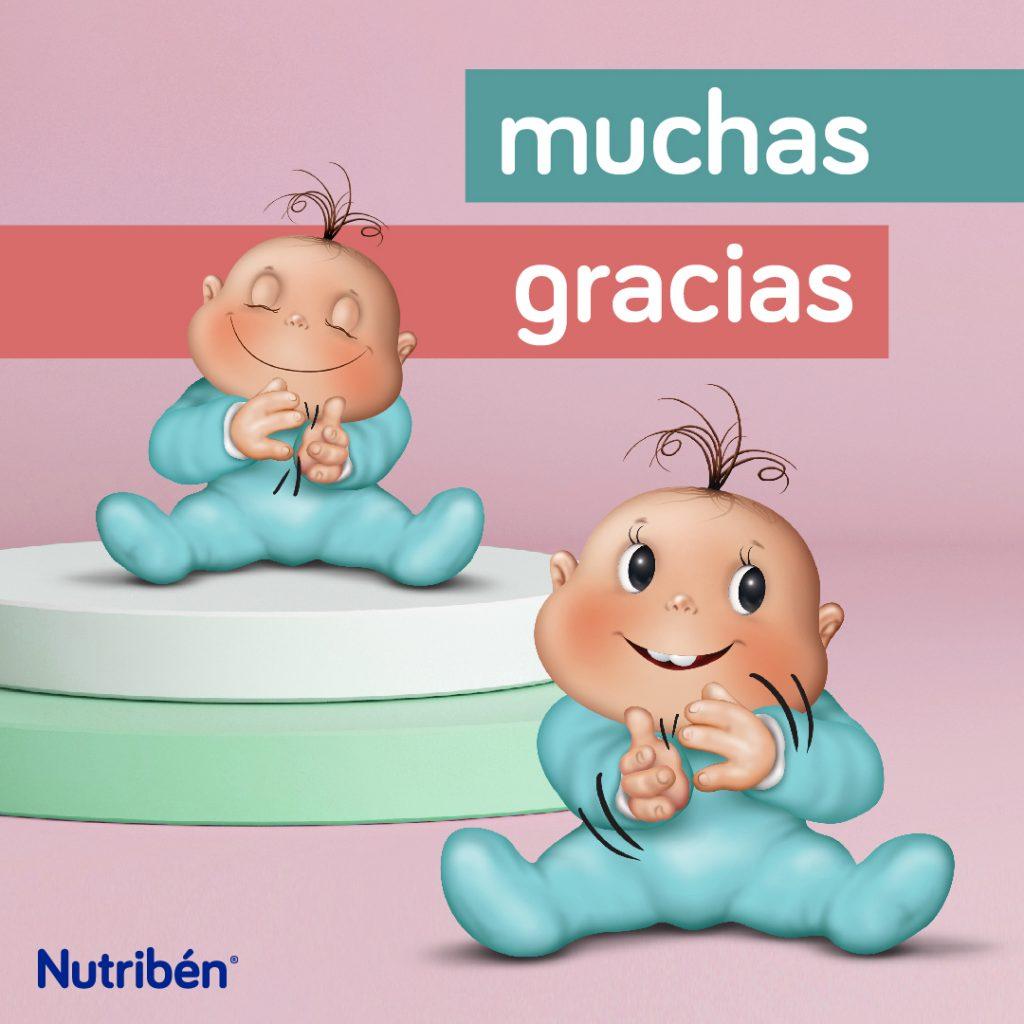 Gracias sanitarios - Nutribén
